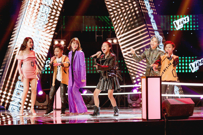 Giọng hát Việt nhí: Cậu bé với biểu cảm như 'ông cụ non' khiến Soobin Hoàng Sơn không nhịn được cười - Ảnh 9