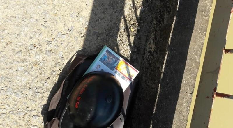 Hé lộ nguyên nhân vụ nữ sinh lớp 10 bỏ sách vở trên thành cầu rồi gieo mình xuống sông - Ảnh 2