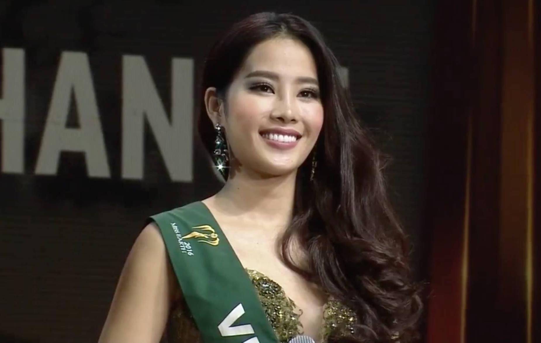 Không chúc mừng, Nam Em quay clip nói nhảm khi Phương Khánh đăng quang Hoa hậu Trái đất - Ảnh 4