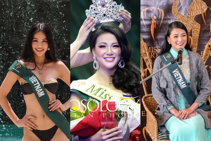 Không chúc mừng, Nam Em quay clip nói nhảm khi Phương Khánh đăng quang Hoa hậu Trái đất - Ảnh 1