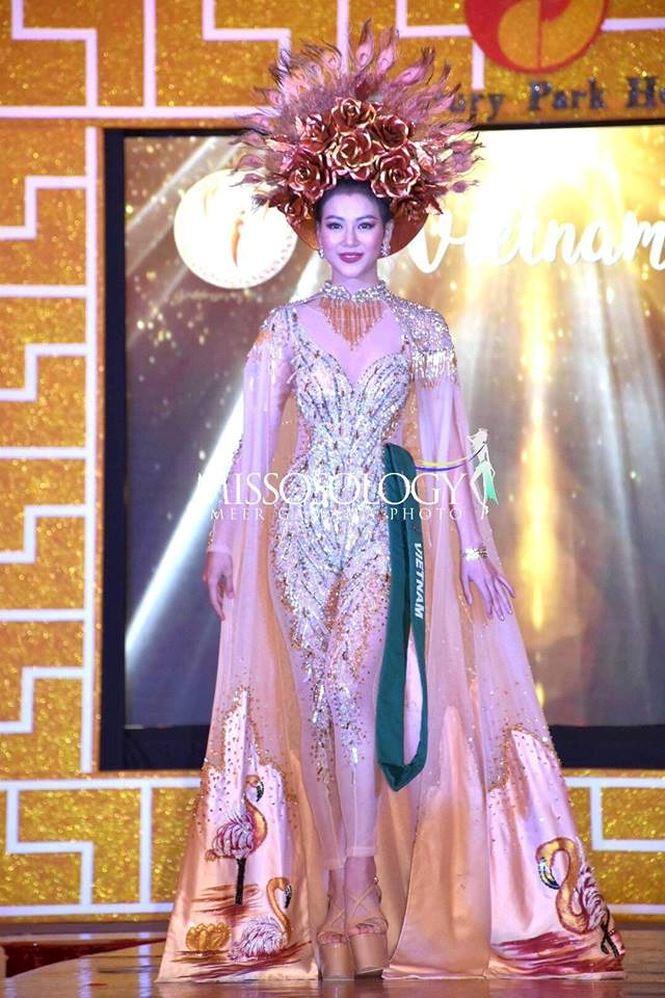 BGK bật mí lý do bất ngờ giúp Phương Khánh là đại diện Việt Nam đầu tiên đăng quang Hoa hậu Trái đất - Ảnh 3