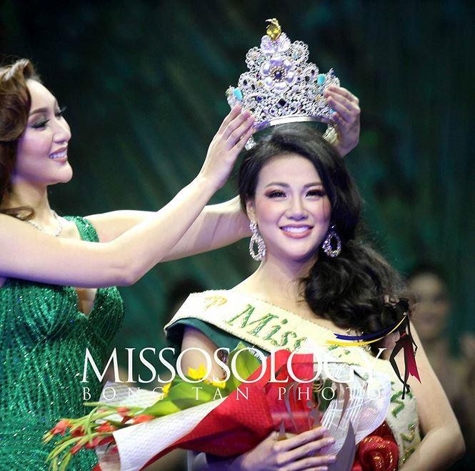 BGK bật mí lý do bất ngờ giúp Phương Khánh là đại diện Việt Nam đầu tiên đăng quang Hoa hậu Trái đất - Ảnh 1
