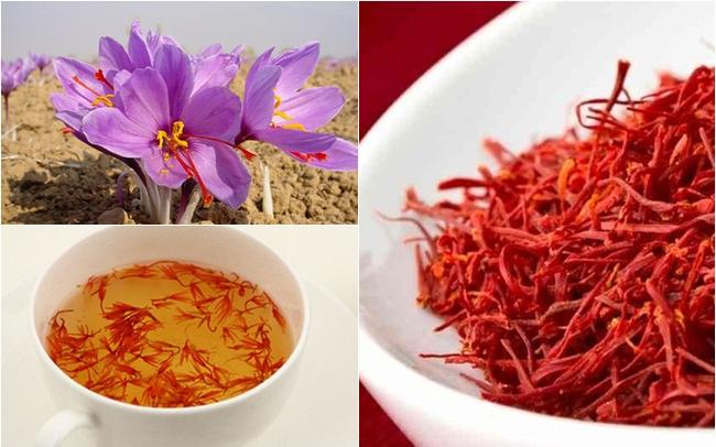 Negin và Sargol là hai loại nhụy hoa nghệ tây cao cấp nhất, giá thành cao nên thường hay bị làm giả