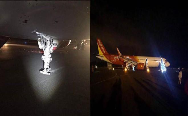 Hơn 2 ngày sau vụ máy bay rơi mất 2 bánh khi hạ cánh, Vietjet chính thức gửi lời xin lỗi - Ảnh 1