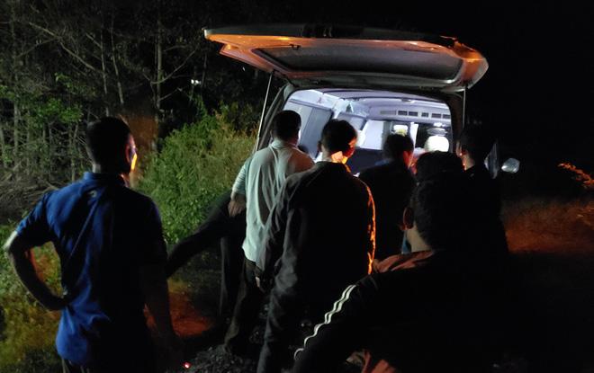 Chuyến xe định mệnh của tài xế GrabBike trước khi thiệt mạng dưới bánh container ở Long An - Ảnh 2
