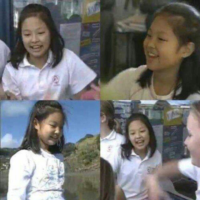 Đọ nhan sắc thuở bé của hai nàng mỹ nhân Jennie và Krystal, ai dễ thương hơn ai? - Ảnh 3
