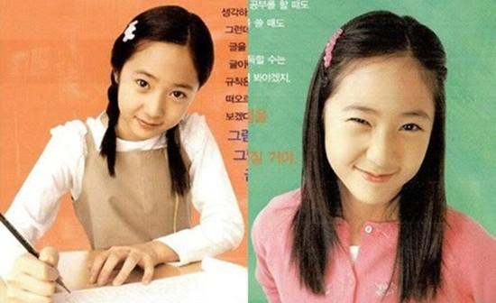 Đọ nhan sắc thuở bé của hai nàng mỹ nhân Jennie và Krystal, ai dễ thương hơn ai? - Ảnh 8