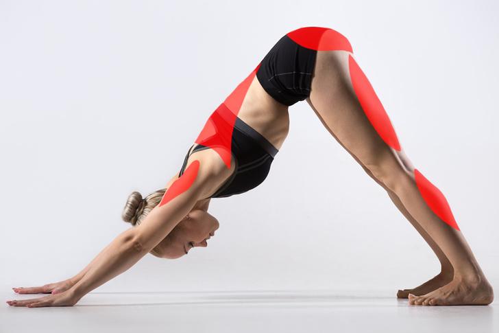 Muốn diện đồ Tết thật đẹp, hãy tập ngay 10 tư thế yoga này để giảm cân, sở hữu vóc dáng thon gọn nhanh chóng - Ảnh 1
