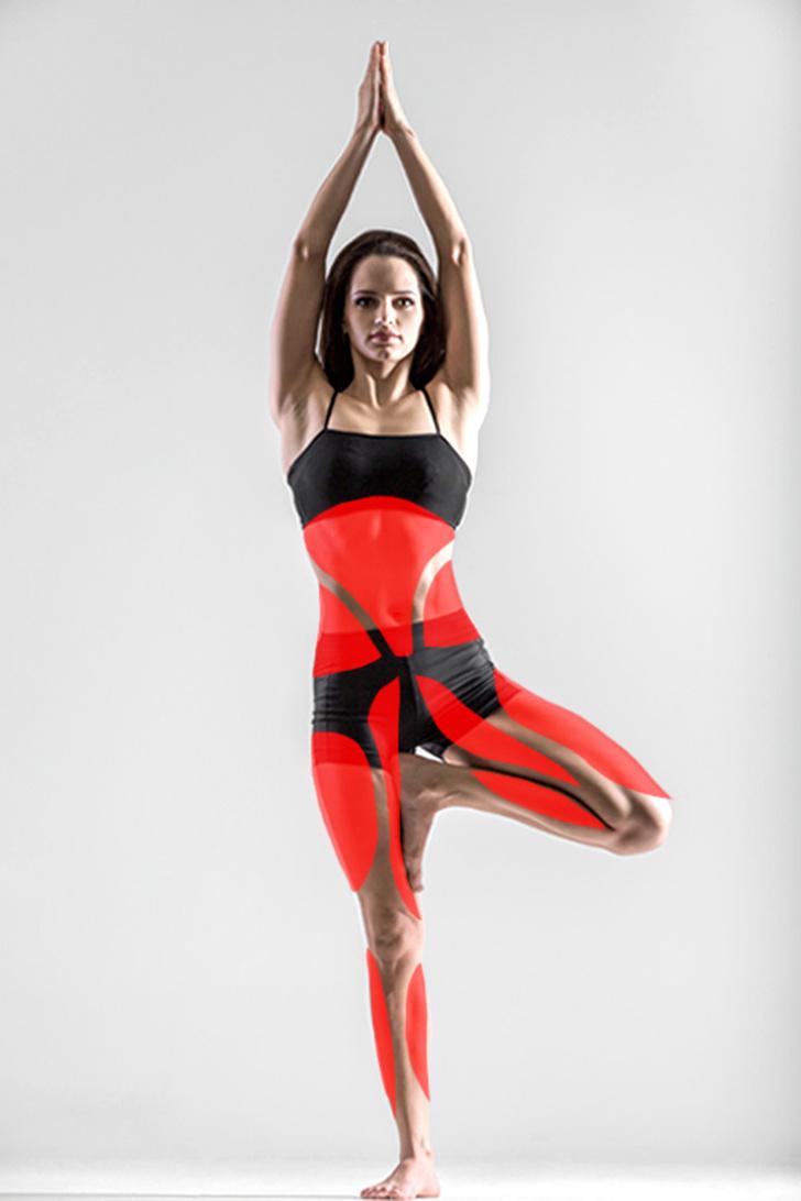 Muốn diện đồ Tết thật đẹp, hãy tập ngay 10 tư thế yoga này để giảm cân, sở hữu vóc dáng thon gọn nhanh chóng - Ảnh 3
