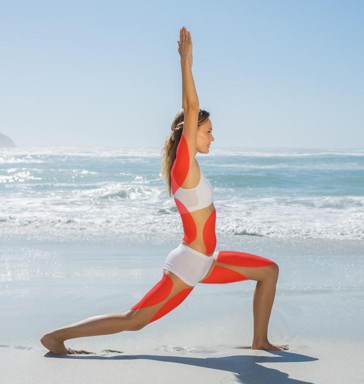 Muốn diện đồ Tết thật đẹp, hãy tập ngay 10 tư thế yoga này để giảm cân, sở hữu vóc dáng thon gọn nhanh chóng - Ảnh 4