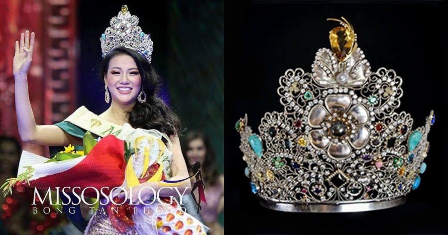 Hoa hậu Phương Khánh lần đầu khoe cận vương miện 22 tỷ giữa ồn ào bị tố mua giải - Ảnh 3