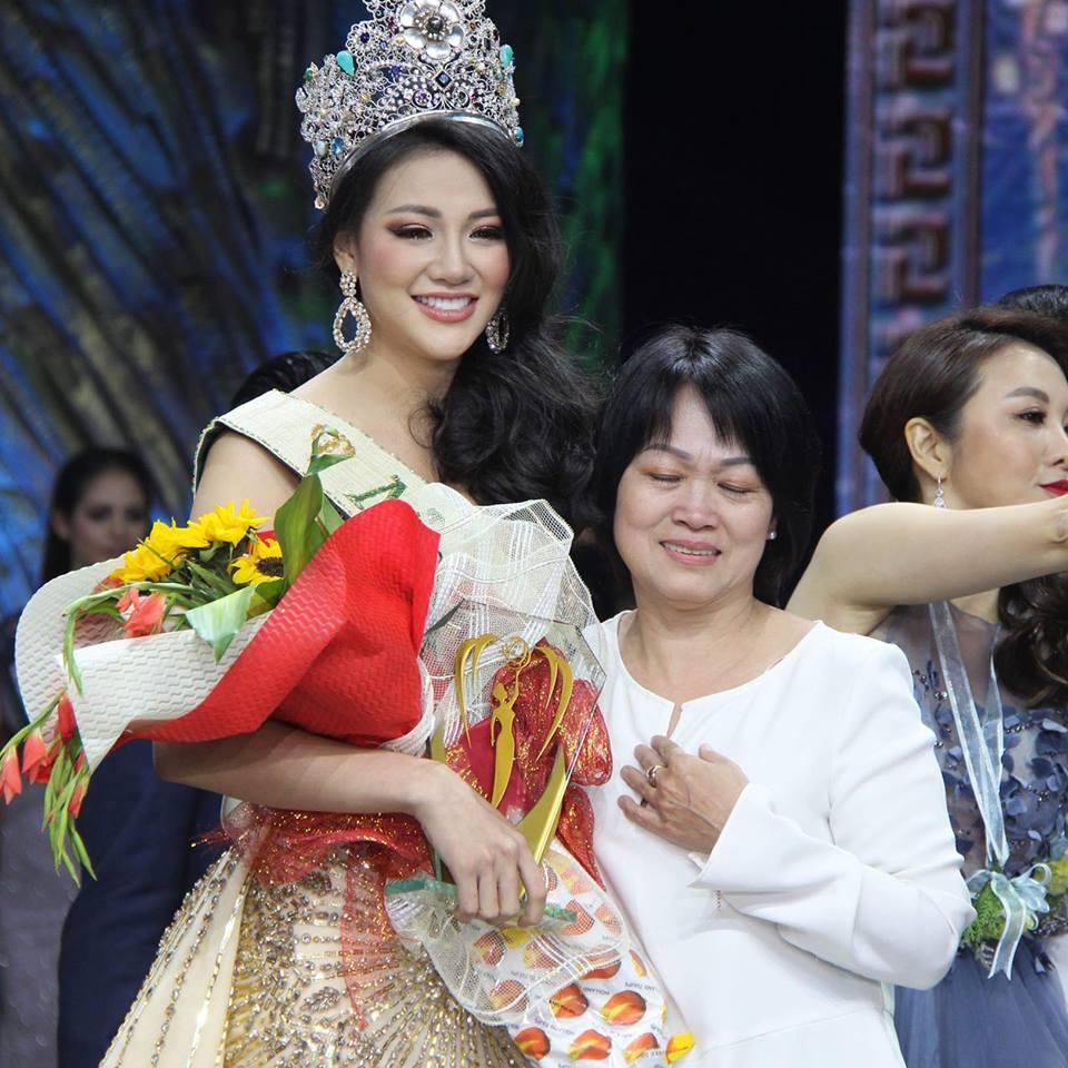 Hoa hậu Phương Khánh lần đầu khoe cận vương miện 22 tỷ giữa ồn ào bị tố mua giải - Ảnh 5