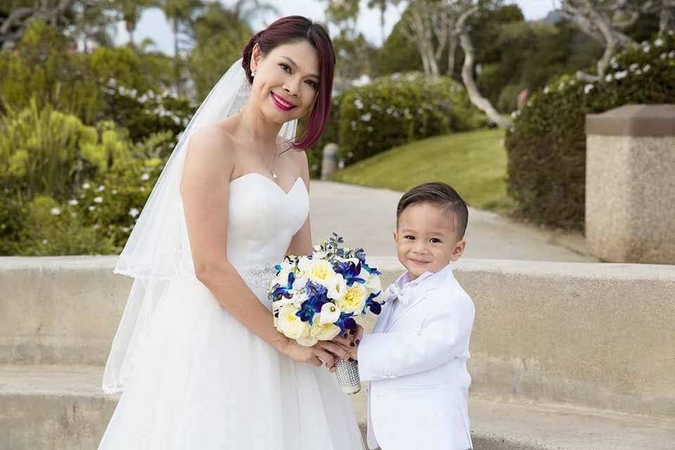 Không ở cùng bố, mẹ đã đi lấy chồng, con trai Ngô Kiến Huy giờ sống thế nào? - Ảnh 5