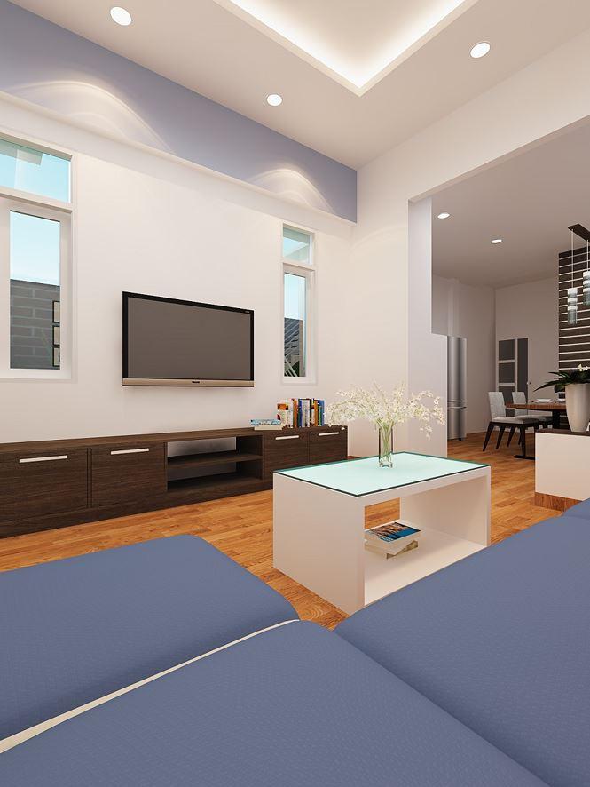 Nhà cấp 4 hai phòng ngủ đẹp mê mẩn chỉ với 250 triệu đồng - Ảnh 2