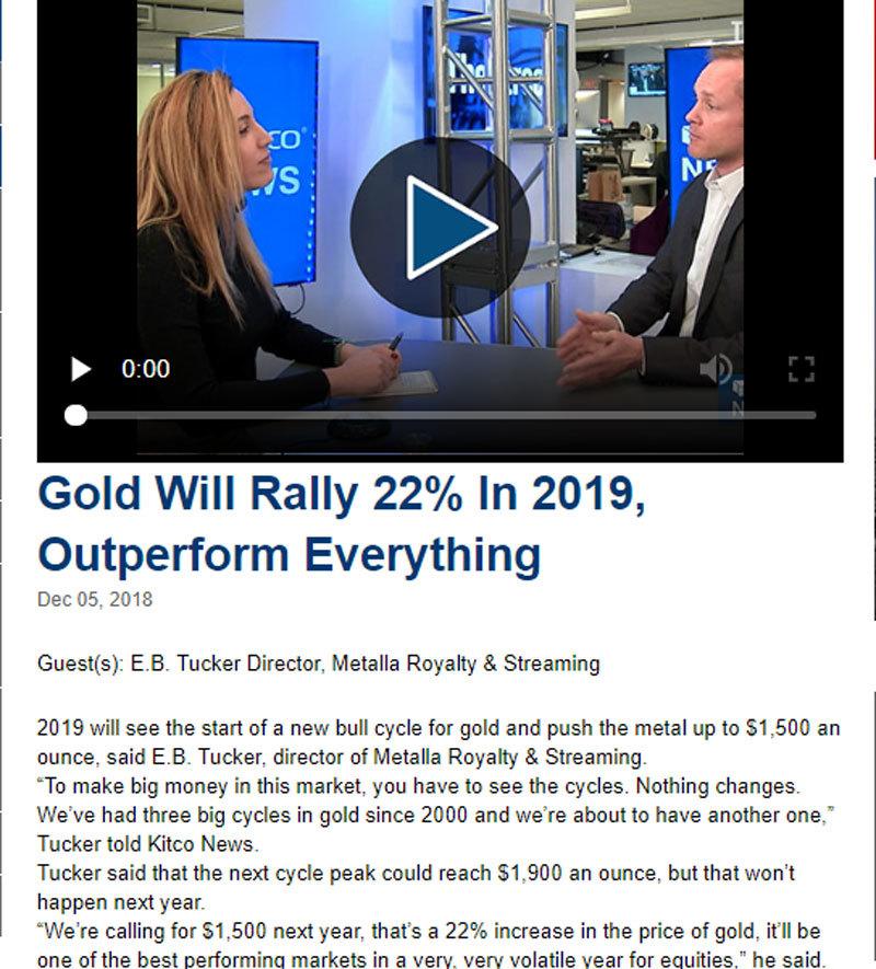 Vàng tăng giá lên 50 triệu/lượng: Thông tin đáng sợ ngay đầu 2019 - Ảnh 1