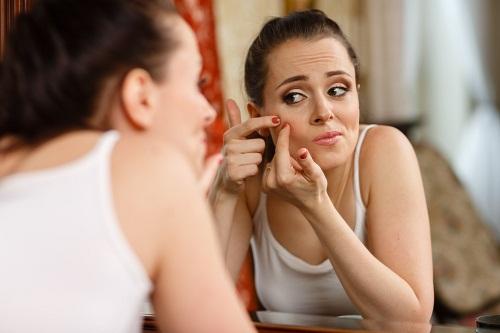 Cách chăm sóc da tại nhà cho bà bầu - Ảnh 1