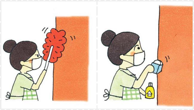 Dọn dẹp phòng ngủ tinh tươm đón năm mới trong nháy mắt - Ảnh 3