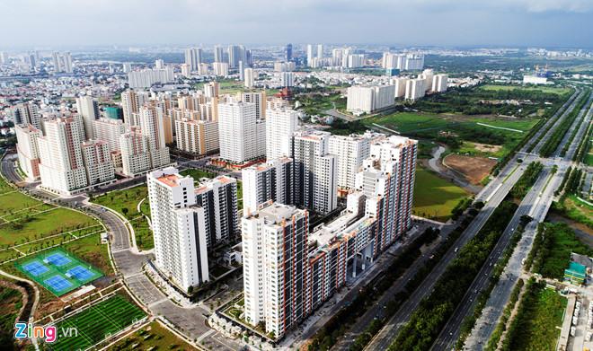 TP.HCM chốt giá bán hơn 1.000 căn hộ tái định cư ở Thủ Thiêm - Ảnh 1