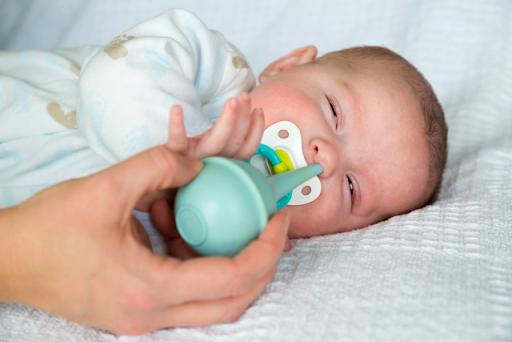 Có nên hút mũi cho trẻ sơ sinh không và hướng dẫn cách hút mũi an toàn, đúng chuẩn - Ảnh 2