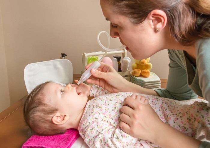 Có nên hút mũi cho trẻ sơ sinh không và hướng dẫn cách hút mũi an toàn, đúng chuẩn - Ảnh 6