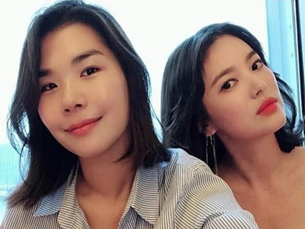 Bạn thân Song Hye Kyo bị chê xấu, ném đá sau tin cặp kè Song Joong Ki - Ảnh 1
