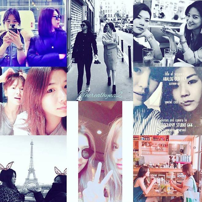 Bạn thân Song Hye Kyo bị chê xấu, ném đá sau tin cặp kè Song Joong Ki - Ảnh 6