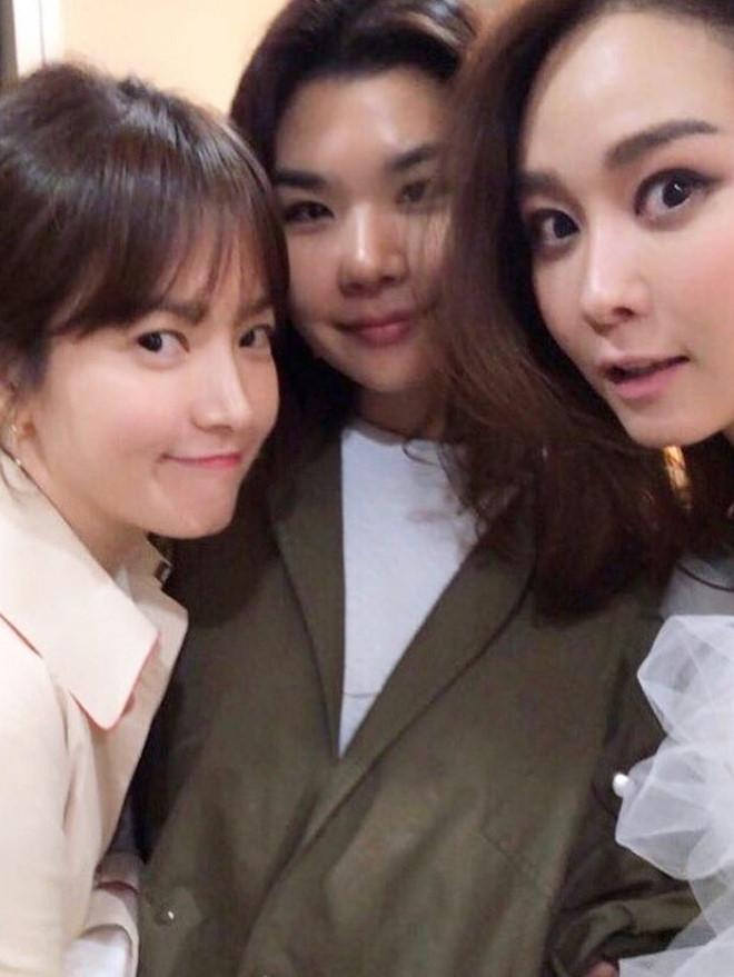 Bạn thân Song Hye Kyo bị chê xấu, ném đá sau tin cặp kè Song Joong Ki - Ảnh 7
