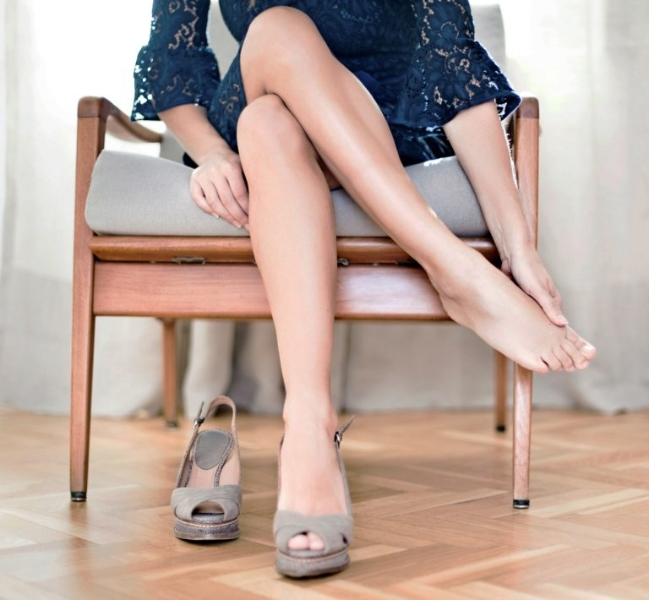 Điều nàng cần biết để đi giày cao gót đúng cách - Ảnh 2