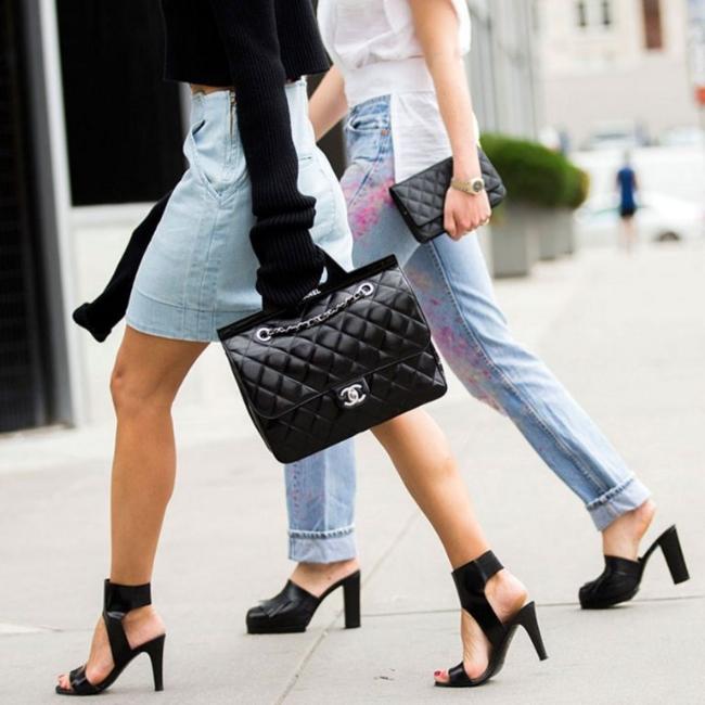 Điều nàng cần biết để đi giày cao gót đúng cách - Ảnh 4