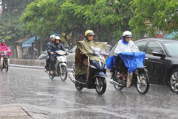 Dự báo thời tiết 4/3: Miền Bắc có mưa rào - Ảnh 1