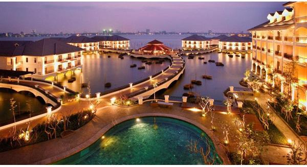 Khách sạn 5 sao đắc địa bậc nhất hồ Tây về tay đại gia Việt - Ảnh 1