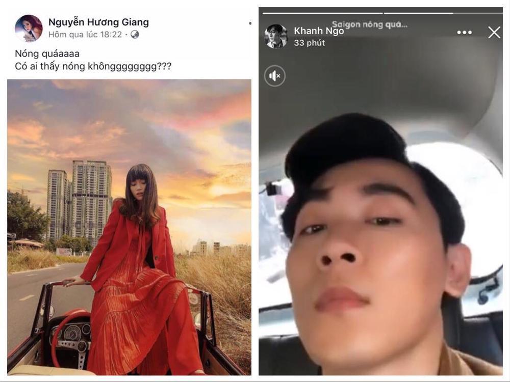 Khánh Ngô liên tục công khai 'thả thính', Hương Giang vẫn bình thản 'hẹn hò' cùng Kay Trần - Ảnh 1