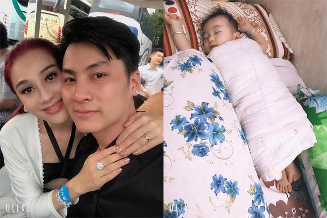 Lâm Khánh Chi khoe ảnh con trai gần 4 tháng tuổi cứng cáp, đã biết ngồi - Ảnh 5