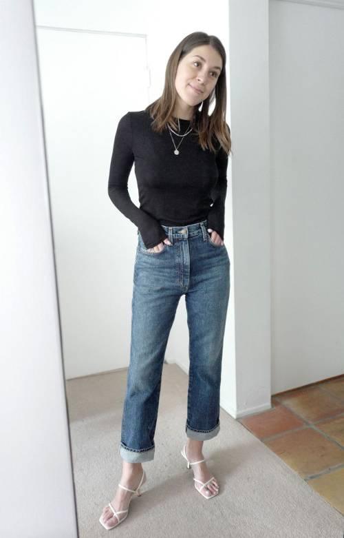 Những mẫu quần jean hot nhất mùa hè 2019, là phụ nữ nhất định phải sở hữu ít nhất 1 chiếc - Ảnh 2