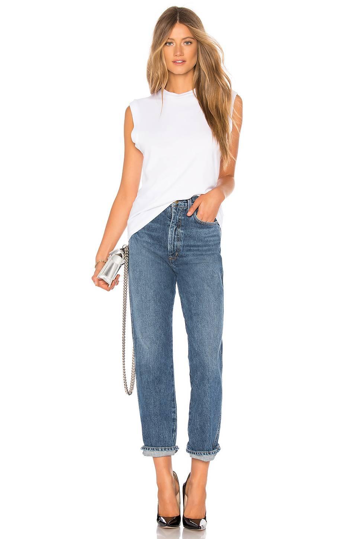 Những mẫu quần jean hot nhất mùa hè 2019, là phụ nữ nhất định phải sở hữu ít nhất 1 chiếc - Ảnh 3