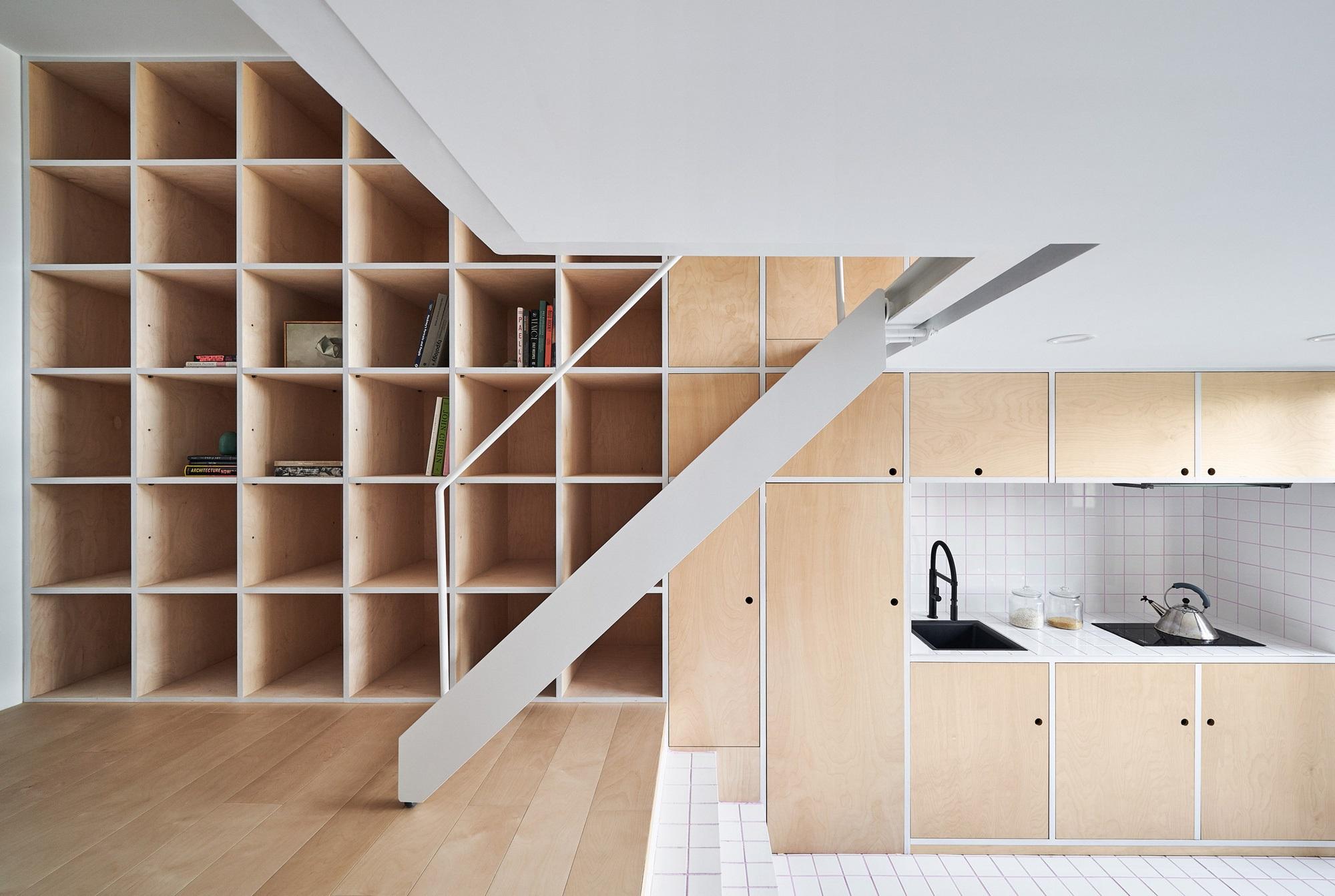 Căn hộ rộng 33m² siêu ấn tượng từ cách thiết kế đến bài trí nội thất - Ảnh 3