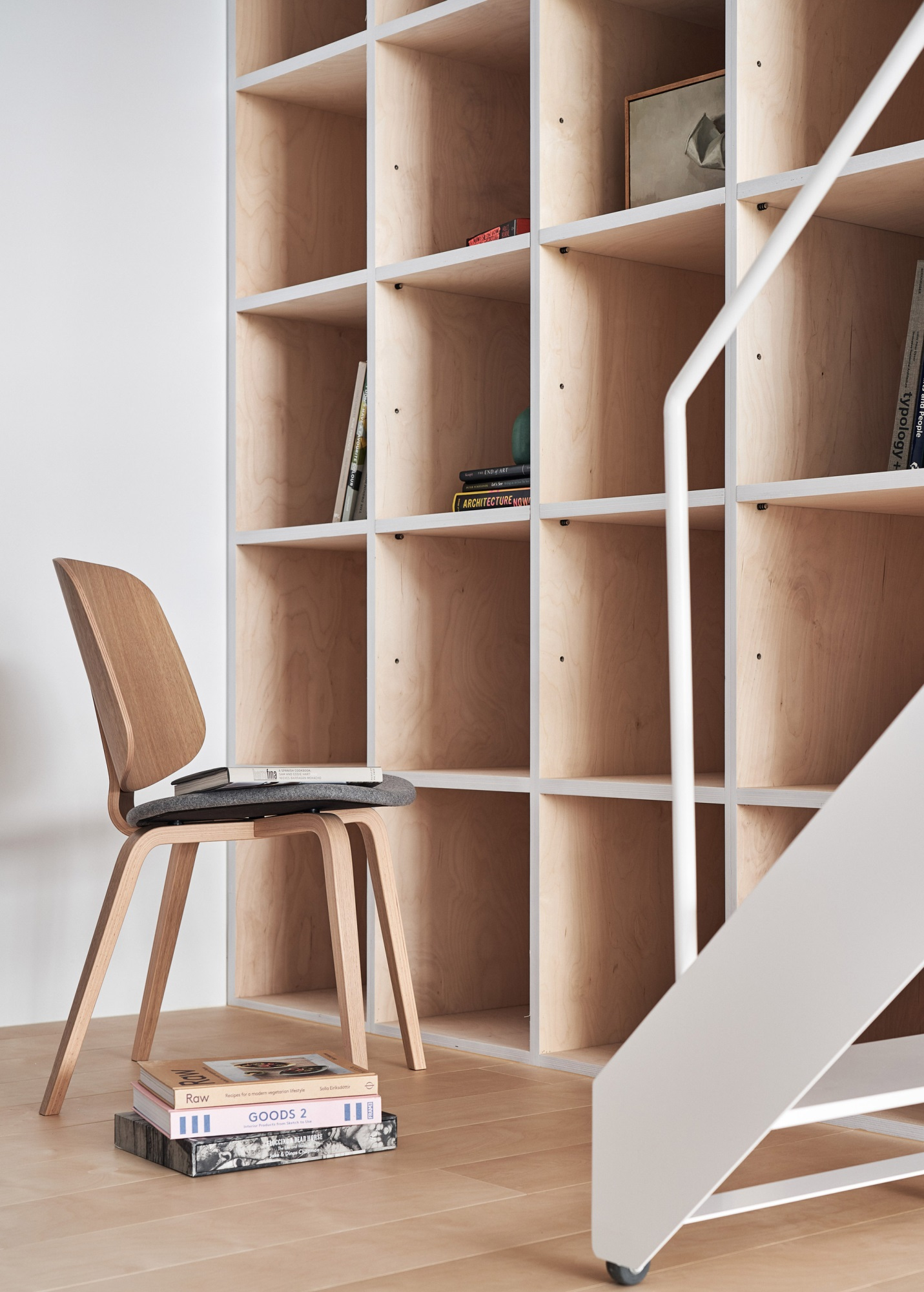 Căn hộ rộng 33m² siêu ấn tượng từ cách thiết kế đến bài trí nội thất - Ảnh 4