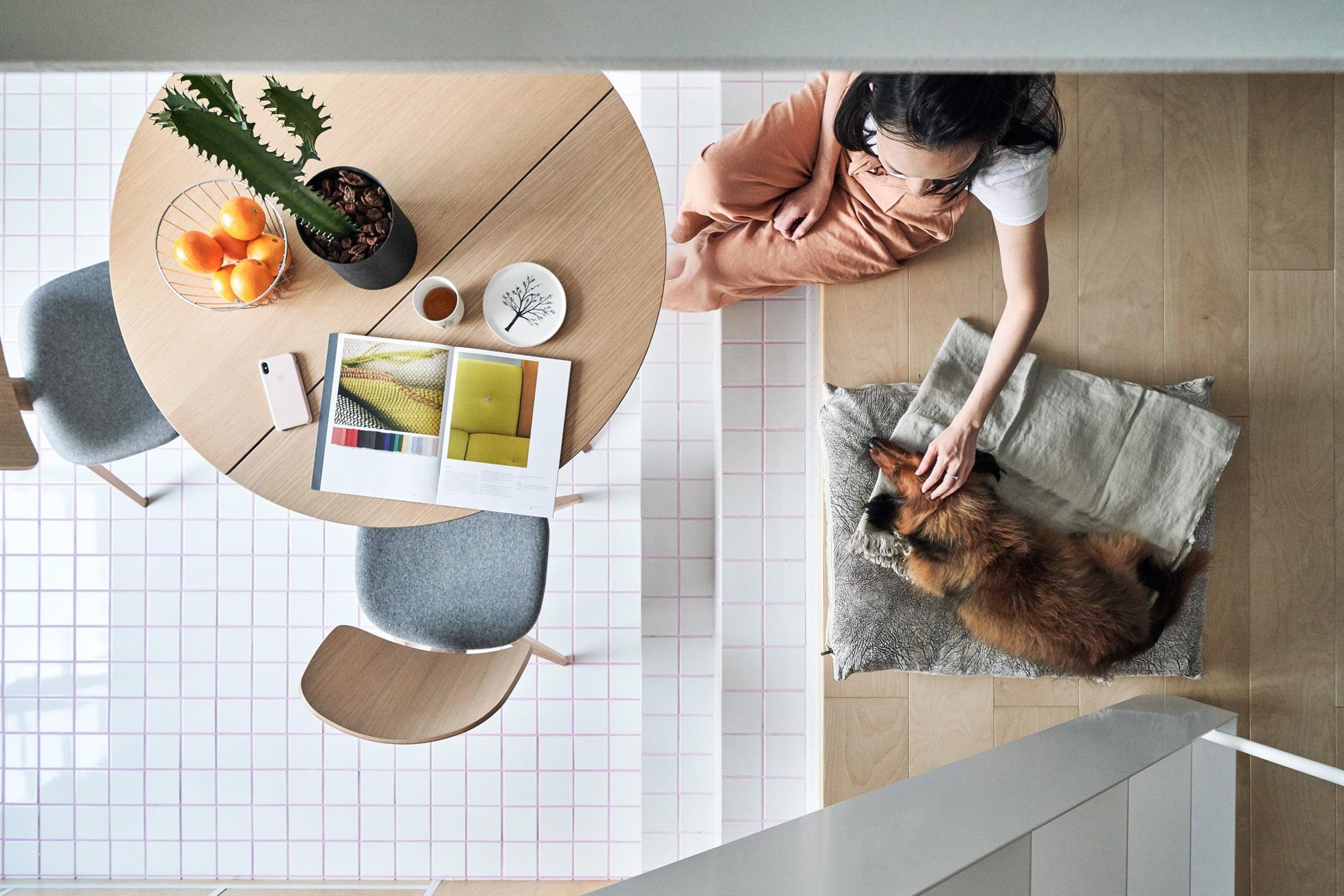 Căn hộ rộng 33m² siêu ấn tượng từ cách thiết kế đến bài trí nội thất - Ảnh 6
