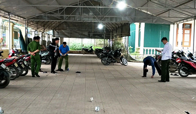 Vụ chồng sát hại vợ tại bệnh viện ở Hà Tĩnh: Xót xa cảnh con nhỏ bơ vơ - Ảnh 1