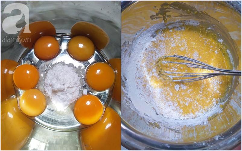 Từ A-Z cách làm bánh cuộn đẹp lung linh, mềm mịn ngon khó chê - Ảnh 5