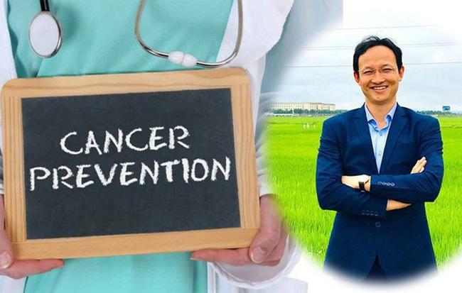 Bác sĩ bệnh viện Việt Đức chia sẻ cách phòng bệnh ung thư đầy đủ từ ăn đến thở - Ảnh 1