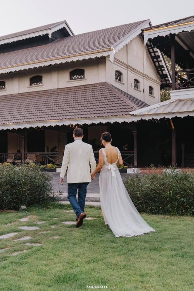 Sau hơn nửa năm ly hôn, chồng Tây của Hồng Nhung hạnh phúccưới vợ mới - Ảnh 5