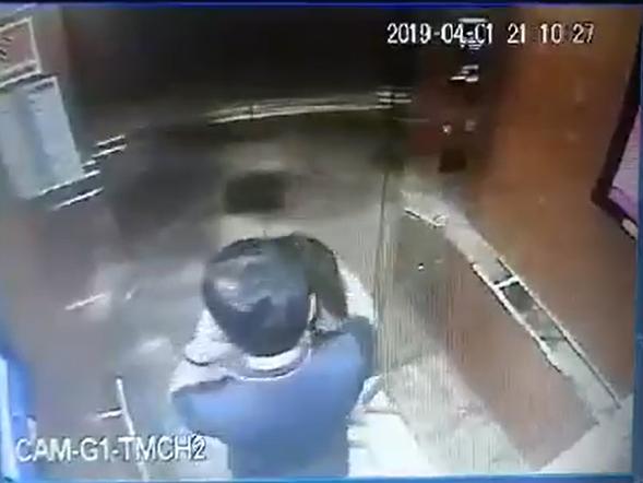 Người đàn ông cưỡng hôn bé gái trong thang máy: Rời Sài Gòn về TP. Đà Nẵng sau khi giở trò sàm sỡ - Ảnh 2