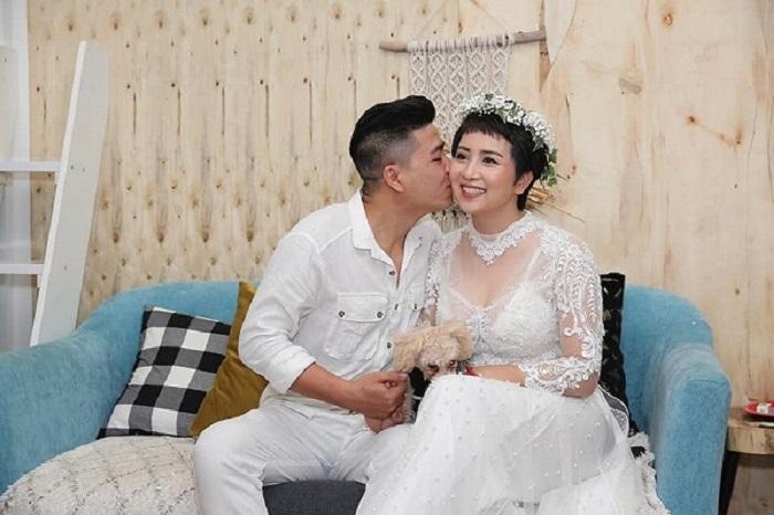 Phản ứng của Tú Dưa khi vợ cũ Thúy Hiền tái hôn với bạn trai mới - Ảnh 1