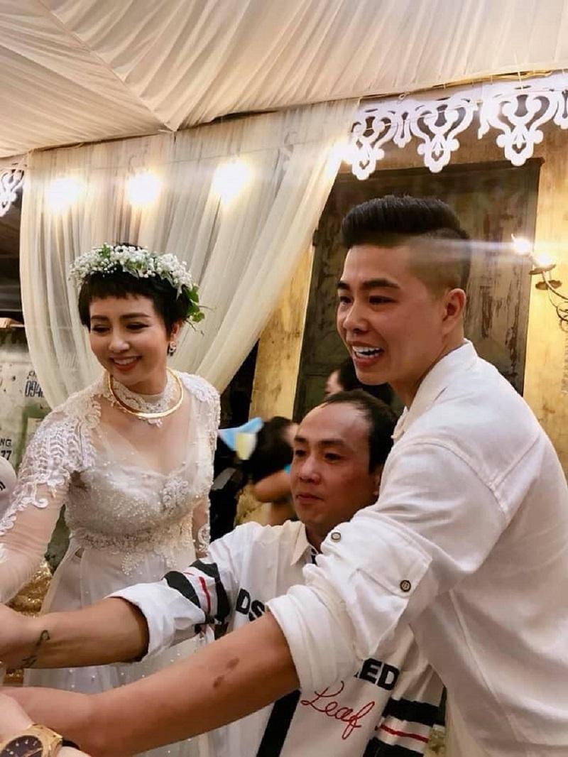 Phản ứng của Tú Dưa khi vợ cũ Thúy Hiền tái hôn với bạn trai mới - Ảnh 2