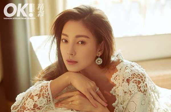 'Song Hye Kyo Trung Quốc' - Trương Vũ Kỳ lộ biến chứng phẫu thuật thẩm mỹ khiến nhiều người 'phát hoảng' - Ảnh 1