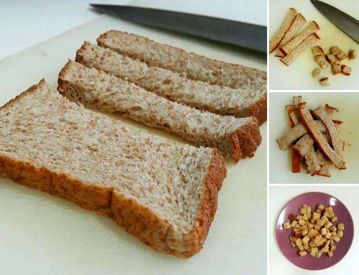 Bánh mì ngào đường caramel giòn rụm cực ngon ăn vặt hay ăn sáng đều hết nấc - Ảnh 2