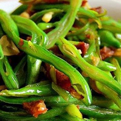 Bí kíp xào đậu cove giúp đậu giòn, giữ nguyên màu xanh, đậm đà hương vị - Ảnh 2