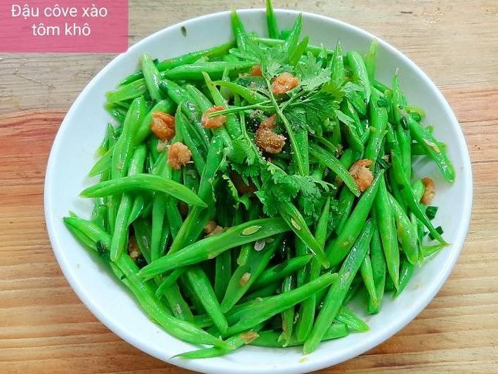 Bí kíp xào đậu cove giúp đậu giòn, giữ nguyên màu xanh, đậm đà hương vị - Ảnh 3