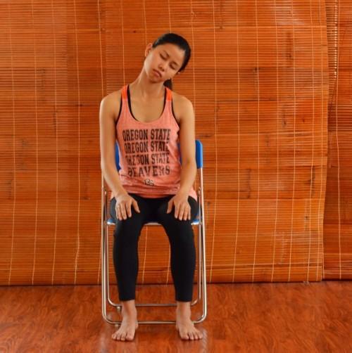 Bài tập yoga buổi sáng chỉ mất 2 phút này chính là bí quyết trẻ lâu của phụ nữ Nhật Bản - Ảnh 3